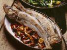 Whiting Fish with Mushroom Sauce recipe