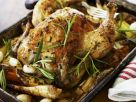 Whole Chicken with Parsnips recipe