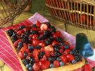 Wild Berry Tart recipe