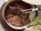 Wild Boar in Gingerbread Wine Sauce recipe