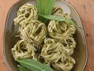 Wild Garlic Pasta Nests recipe