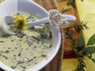 WIld Herb Soup recipe