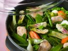 Young Beef with Green Veggies recipe