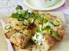 Zucchini Bread with Camembert Dip recipe