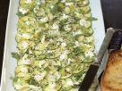 Zucchini Carpaccio with Ricotta recipe