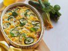 Zucchini Noodle Casserole with Ricotta recipe