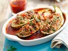 Zucchini Stuffed with Ground Beef recipe